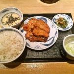 牛タン&とろろ&麦めしの定番はやっぱり「ねぎし 高田馬場駅前店」