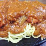 【閉店】「鉄板スパゲッティ たんちょう 高田馬場店」のB級グルメは予想以上のボリュームだった!