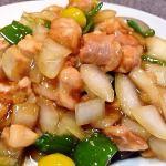 高田馬場で中華ランチなら「秀永」の白果鷄飯(とりめし)はいかが?