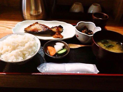 旬の味 菜々せの銀だら西京焼き