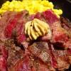 行列必至!?の立ち食いステーキ!「いきなり!ステーキ 高田馬場店」に行ってきた。