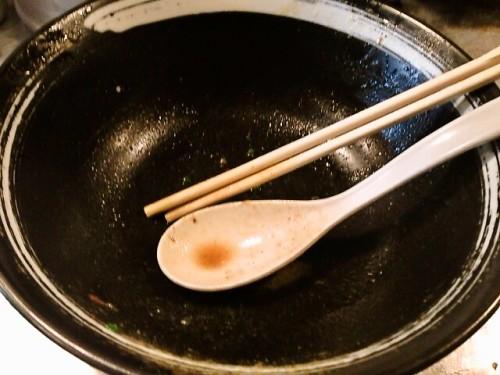 久々にスープを完食!
