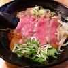 ローストビーフラーメンが食べられる「道玄」でチャーギュウ麺を食べてきました!