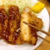 690円でとんかつが食べられる!「とんかついちよし 高田馬場店」が穴場だった!