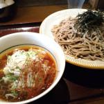 ピリッと辛いつけ蕎麦がおいしいよ!つけ蕎麦専門店「つけ蕎麦安土 高田馬場本店」