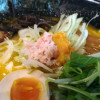 変わり種!感麺道の『特製カニ味噌らーめん』を食べてきたよ!